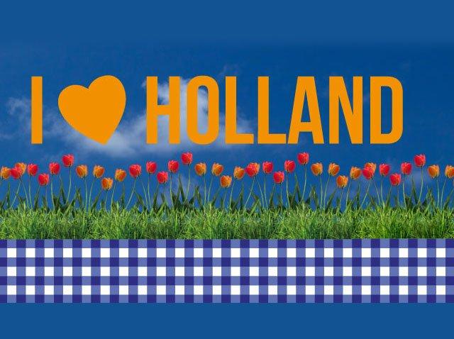 ik hou van holland WATO